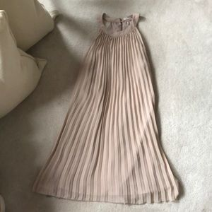 Pleated Forever 21 dress!